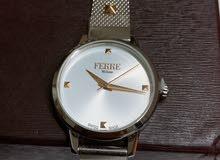 ساعة فيري ميلانو صناعة سويسري جديدة Ferre milano original new watch