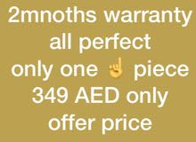 all perfect 2months warranty