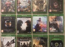 Xbox one cd's العاب اكس بوكس ون