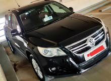 Volkswagen TIGUAN 2011 full option 0 Accidents, Excellent Condition Leather Interior Sunroof