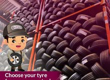 Tyre Dealers in Doha  Tyre Supplier in Qatar
