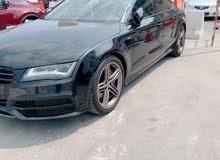 A7 full option full insurance 2013 s-line