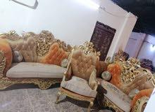 طقم جلوس دمياطي جديد من مصر ب 270  فقط