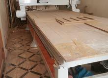 آلة النقش والزخرفة على الخشب(lazer)