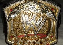 حزام المصارعة الwwe