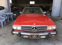 1987 Mercedes SL560