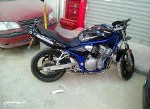 Suzuki motorbike made in 2005