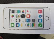 الجهاز جديد مكرشم بينايلوه ايفون 5s فايف اس 16 غيغا