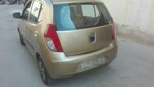 Gasoline Fuel/Power   Hyundai i10 2008