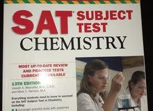 Barron's Chemistry SAT Subject Test