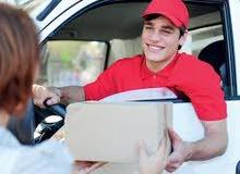 مطلوب سائقين توصيل طرود بالدمام   Delivery drivers are required In Dammam