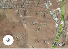 ارض 750م للبيع سكنيه في رجم الشامي