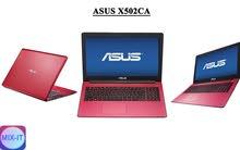 لابتوب ASUS X502CA مستعمل فقط 650 شيكل