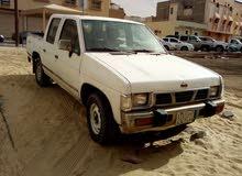 White Nissan Datsun 1993 for sale