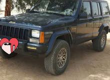 Automatic Jeep 1992 for sale - Used - Ma'an city
