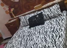 غرفة نوم استخدام يوم واحد تفصال تتكون من كنتور خمسة طلاقات ملحق وجرباية وميز مرا