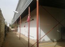 توجد تلاتة غرف تبريد بمنطقة الماية مساحة كل غرفة 100 متر مربع 0928923518