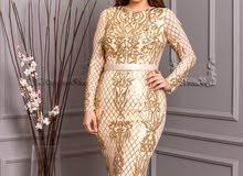 فستان سهرة موديل جديد