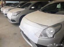 Nissan Sunny car for sale 2018 in Al-Ahsa city
