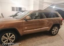 Automatic Brown Jeep 2012 for sale