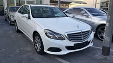 2016 Mercedes E200 Full options clean car