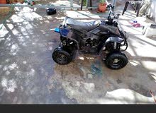 Used Can-Am motorbike up for sale in Irbid