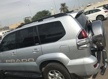 Gasoline Fuel/Power   Toyota Prado 2007