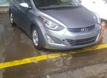 Hyundai Elantra car for sale 2015 in Basra city