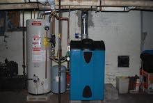 صيانة وتركيب التدفئة والبويلرات