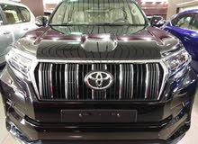Toyota Prado car for sale 2019 in Tripoli city