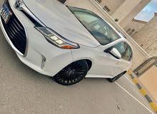 For sale 2016 White Avalon