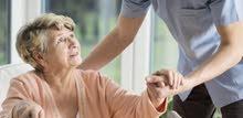 مطلوب معينة لكبار السن تكون مقيمة مع العائلة