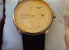 ساعة سويسريا نوع (HERMEZ PARIS )