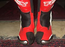 Ducati boots excellent condition size 10