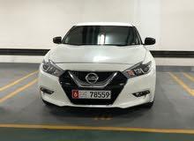 Nissan Maxima 20016 GCC