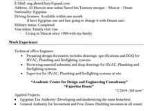 Mechanical Engineer MEP