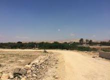 ارض مميزة ومستوية وكاشفة قي في البحر الميت