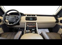 رنج سبورت - supercharged V6