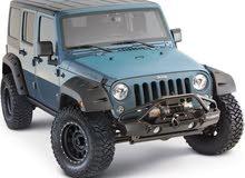 Jeep Wrangler fender flares 2007-2017