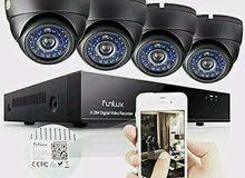 CCTV cameras installation