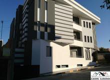 مبنى سكني للإيجار 12شقة ببن عاشور