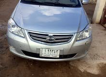 Silver BYD G3 2016 for sale