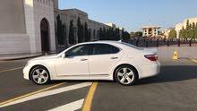 Gasoline Fuel/Power   Lexus LS 2008