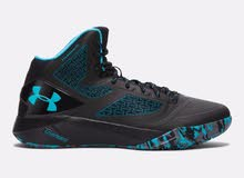 BRAND NEW Under Armour ClutchFit Drive 2 Basketball Shoes 11 Black & Aqueduct
