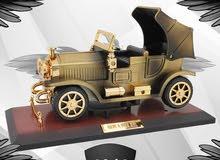 سيارة كلاسيكية متحركة