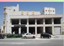 محلات /مخازن تجارية،سطح للايجار مقابل باب سامح مول الشرقي - دوار الثقافة