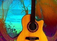 مدرس جيتار (دروس خصوصية)
