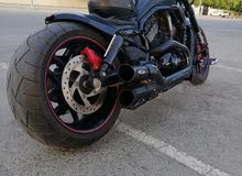 Buy a Harley Davidson motorbike made in 2012
