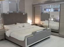 غرف نوم تفصيل حسب الطلب  جوده وفخامه  مفصلات ايطالي  ضمان 8سنوات