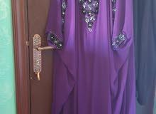 للبيع فستان سهرة حجم (XL)